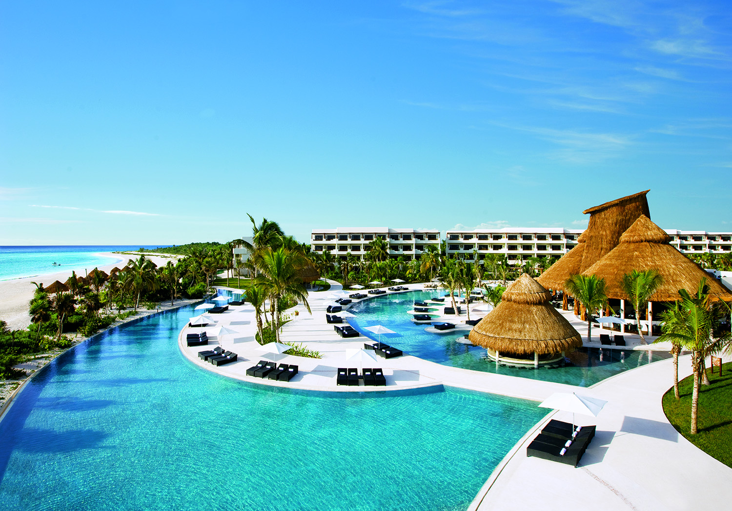 Travel Agency All-Inclusive Resort Secrets Maroma Beach Riviera Cancun 01