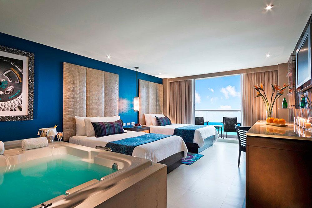 Travel Agency All-Inclusive Resort Hard Rock Cancun 19