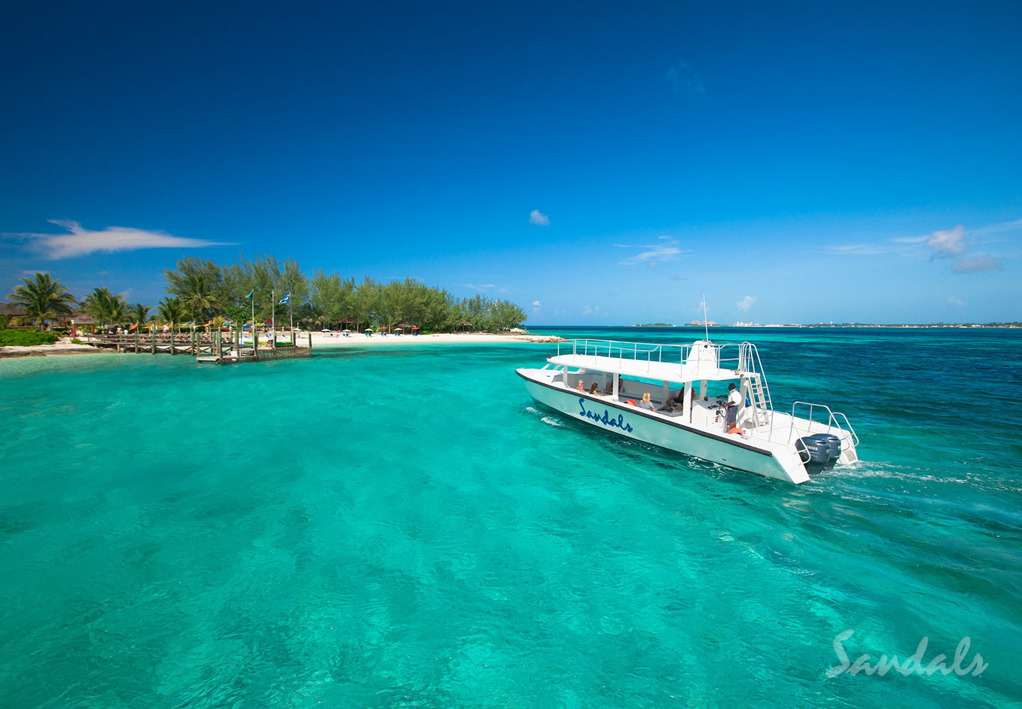 Travel Agency All-Inclusive Resort Sandals Royal Bahamian 011