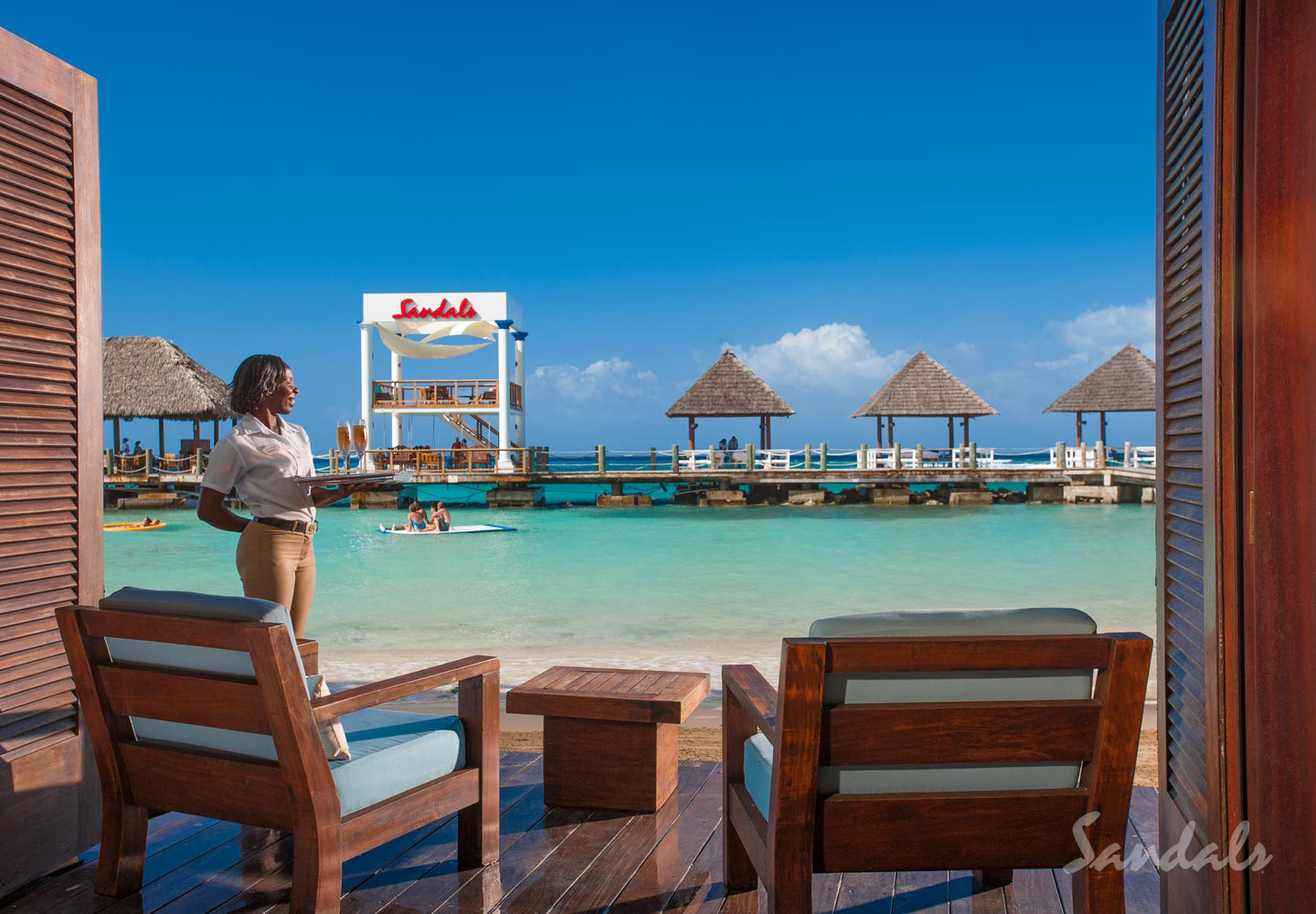 Travel Agency All-Inclusive Resort Sandals Ochi 157
