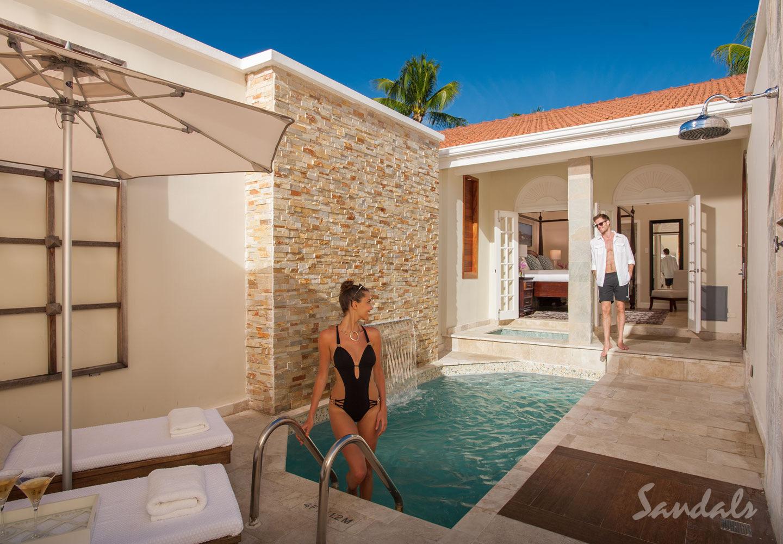 Travel Agency All-Inclusive Resort Sandals Ochi 188