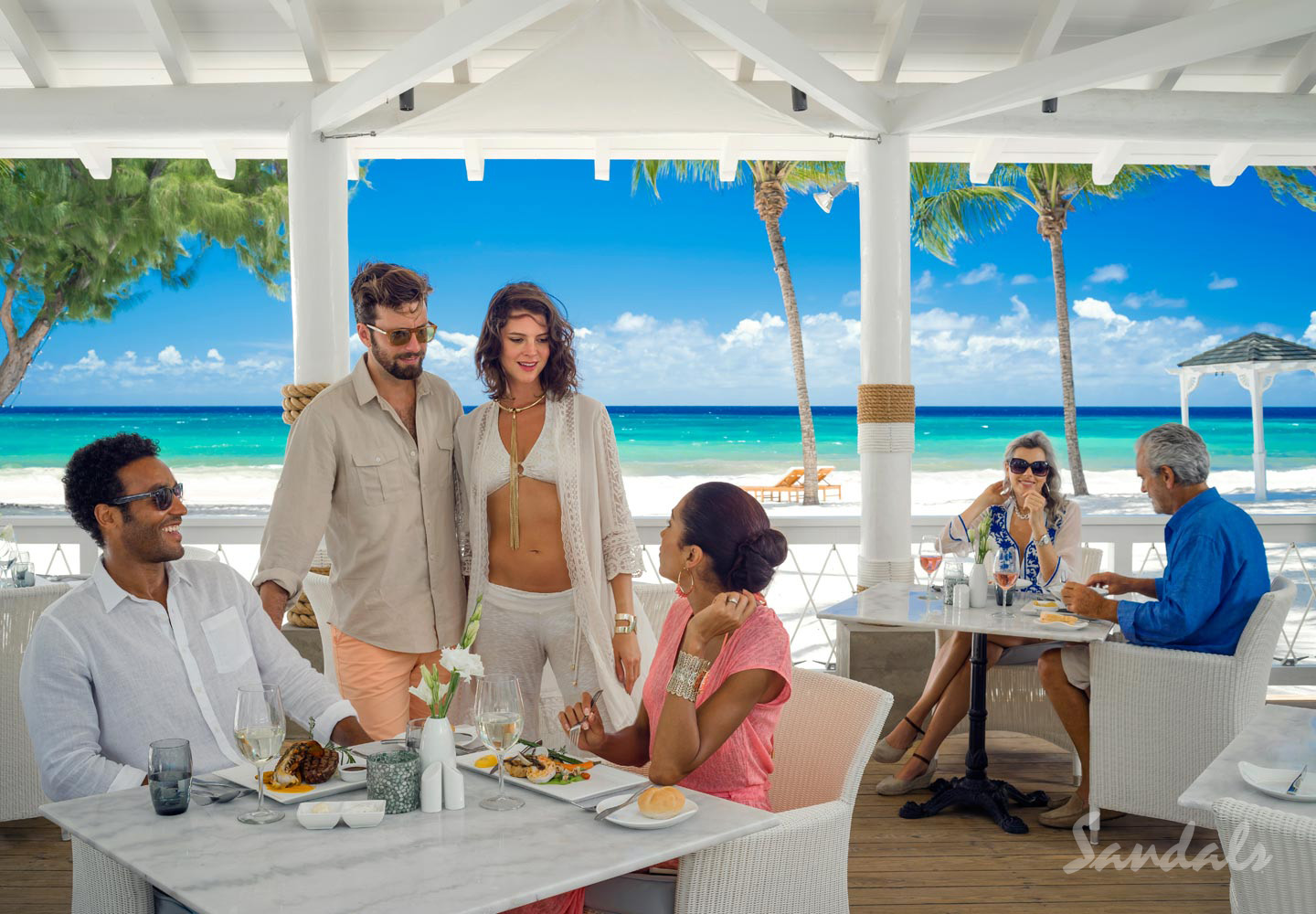 Travel Agency All-Inclusive Resort Sandals Barbados 23