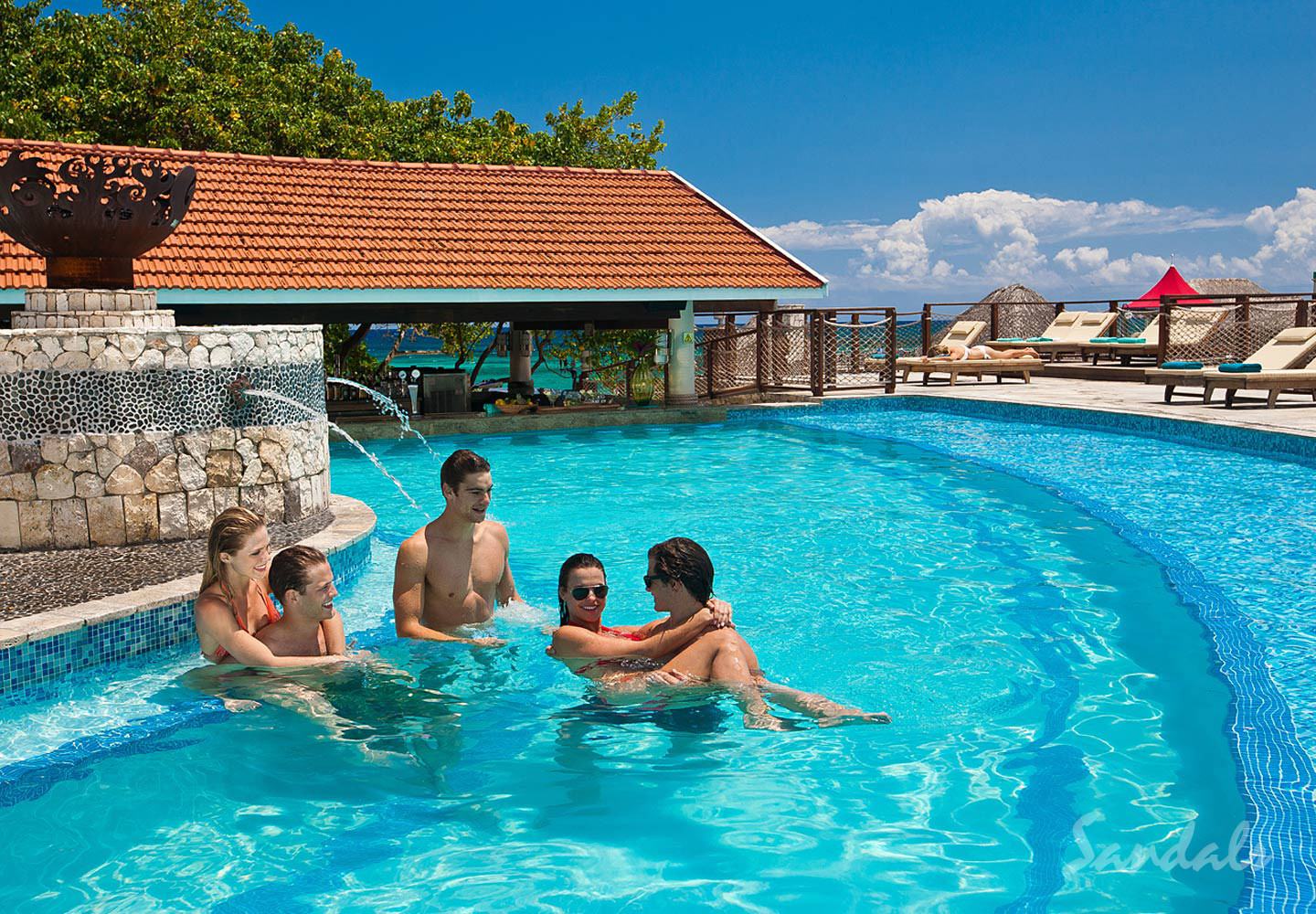 Travel Agency All-Inclusive Resort Sandals Ochi 009