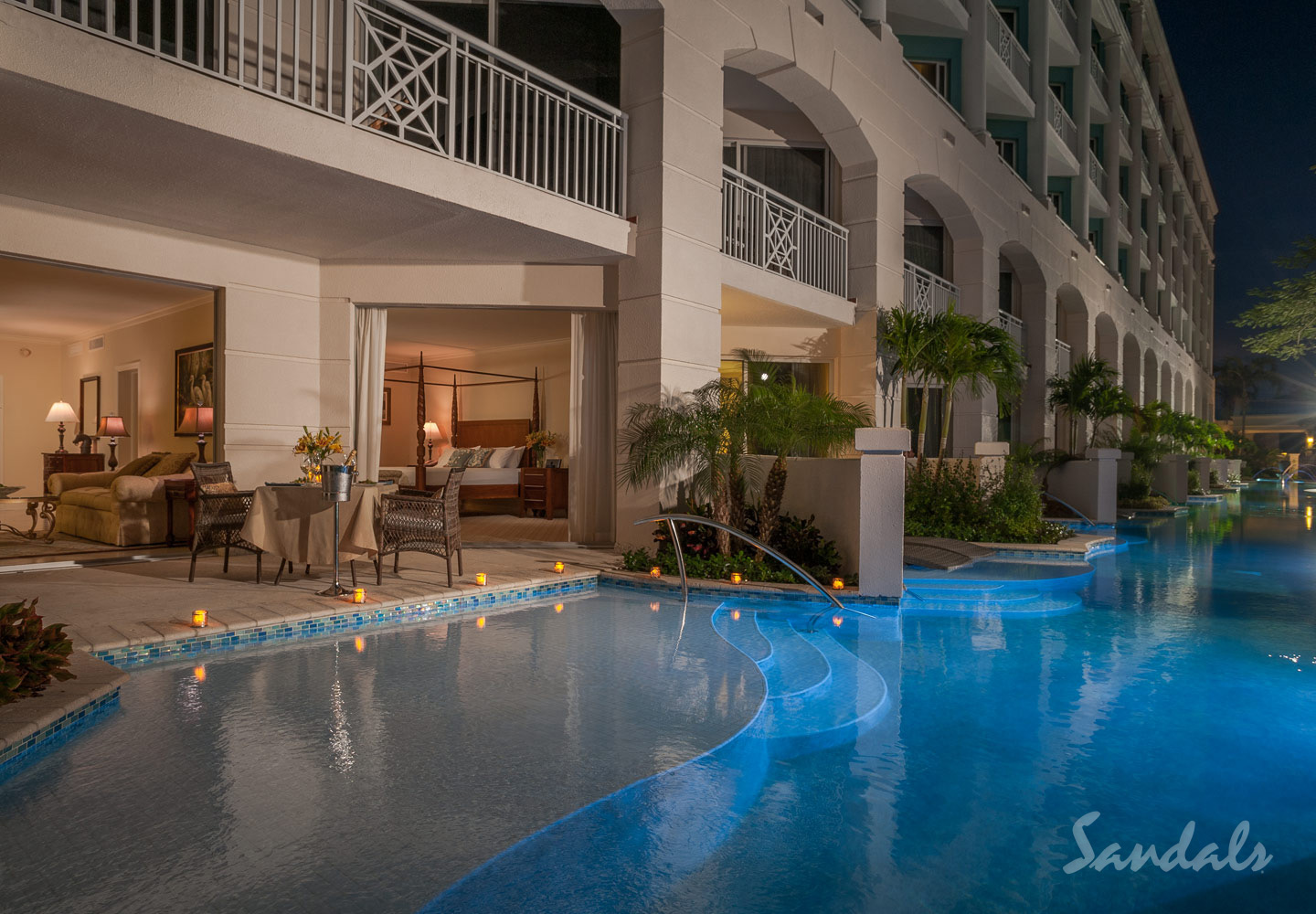 Travel Agency All-Inclusive Resort Sandals Royal Bahamian 122