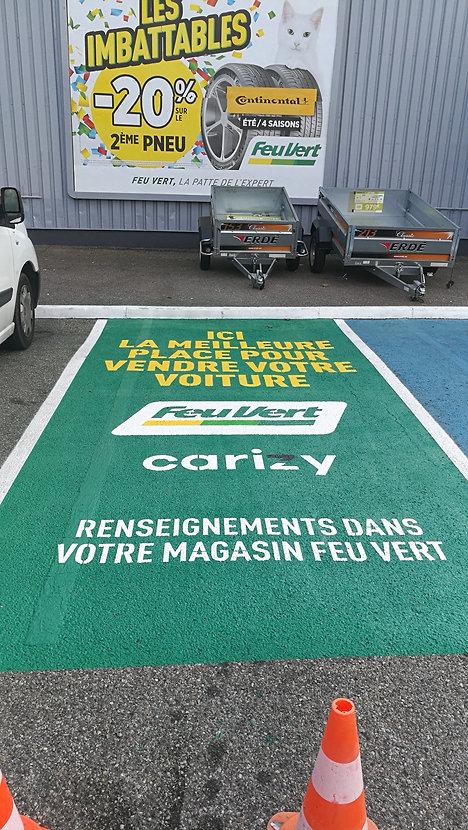 Feu Vert Lyon Ecully