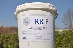 RR F gravier bitumineux abrasif de finition