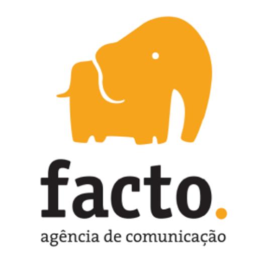 Primeiro logo da Facto, em 2009