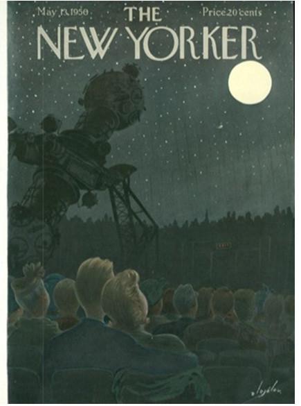 Edição de maio de 1950 da The New Yorker