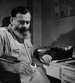 Jornalismo, o laboratório de Hemingway