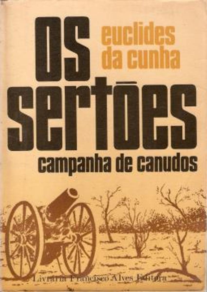 """""""Os Sertões"""", de Euclides da Cunha, publicado em 1902"""