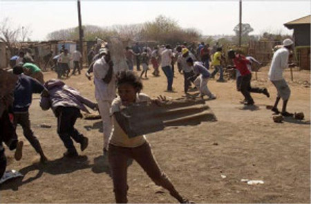 Guerra civil africana