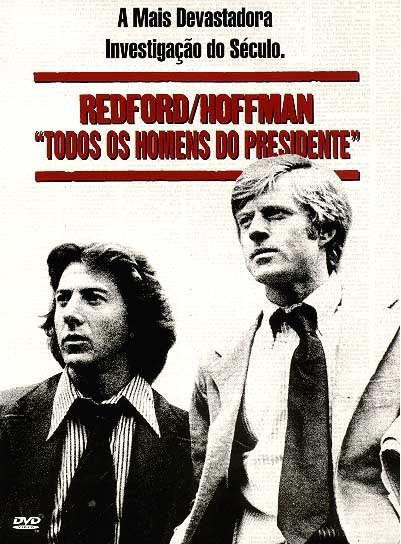 """Capa do filme """"Todos os Homens do Presidente"""""""