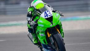 IDM Supersport auf dem Sachsenring: Auftakt der «SpeedWeek»