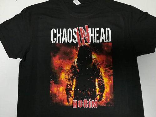 Tričko Hořím