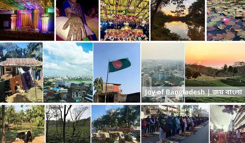 Joy of Bangladesh _ জয় বাংলা - Irfan Ma