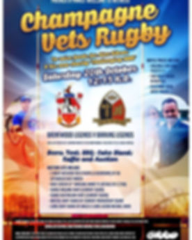 Charity Rugby Day Fundraiser
