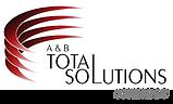 Logo A&B Total Solutions Eventos Stands Arquitectura