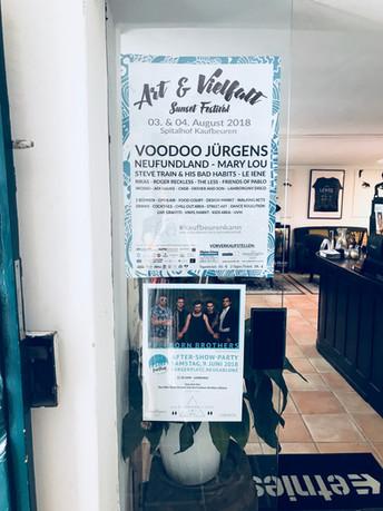 Art & Vielfalt Sunset Festival 2018 & Freiflug 2018