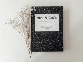MiMi & CoCo Reservierungsbuch