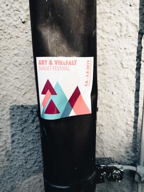 Art & Vielfalt Sunset Festival 2019