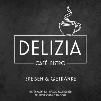 Delizia Speise- und Getränkekarte