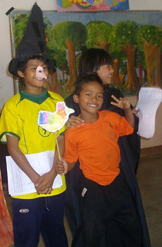 Baan Unrak Primary School Baan Unrak School