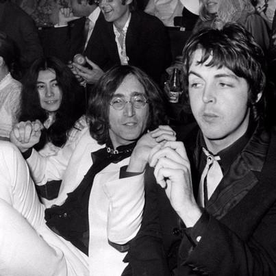 La separación de The Beatles tarde o temprano llegaría