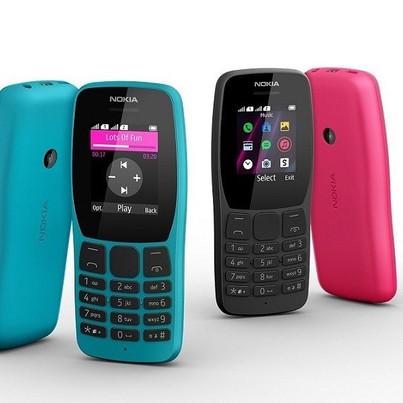 Nokia ataca la nostalgia con tres teléfonos básicos con WhatsApp y Facebook