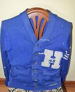 Hartville HS Sweater 1940.JPG