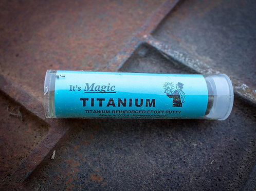 MAGIC METAL™ TITANIUM