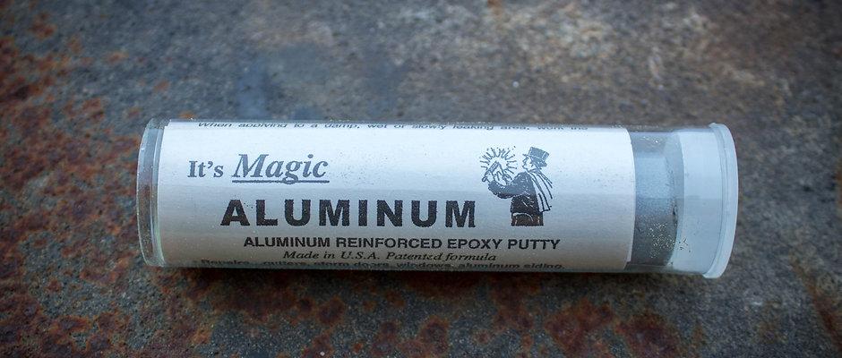 MAGIC METAL™ ALUMINUM