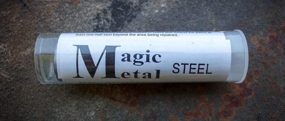 MAGIC METAL™ STEEL