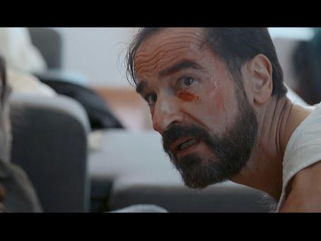 """El actor Javier Peña participa en el cortometraje """"Feliz Cumpl34ños"""" de Pedro Rudolphi."""