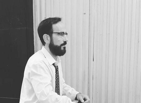 """Javier Peña, Actor protagoniza el cortometraje """"En Zona"""" de Maggie Sánchez."""