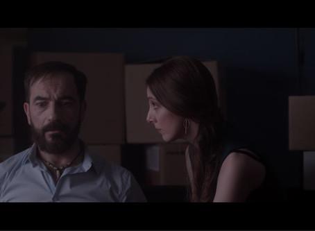 """Javier Peña, Actor finaliza el rodaje de """"Ixea"""", el último cortometraje que ha protagoniza"""
