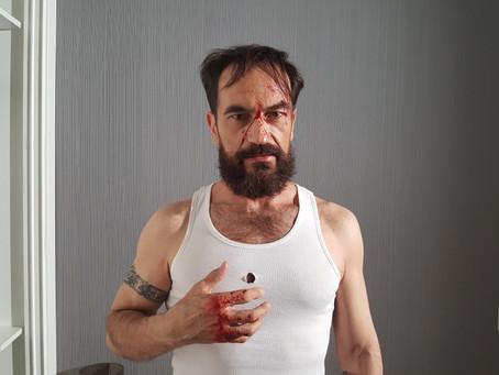 """Javier Peña, Actor ha terminado su último trabajo como protagonista en el cortometraje """"El anta"""