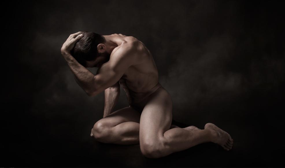 """Una de las fotografías de la galería """"Nudos-Knots""""."""