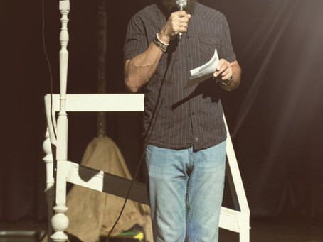 Javier Peña, Actor retoma por tercer año consecutivo la presentación del Certamen de Teatro Clásico