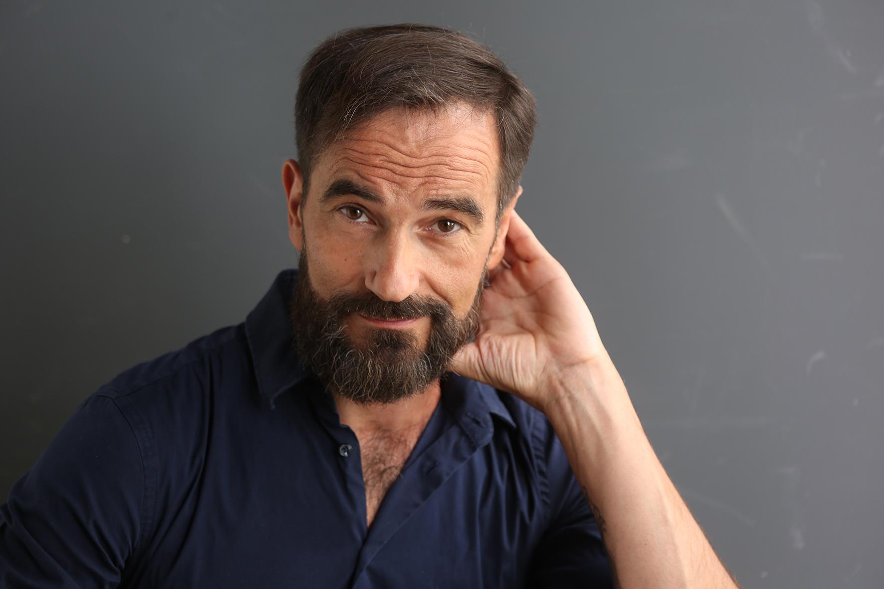 JAVIER PEÑA, Actor - 05