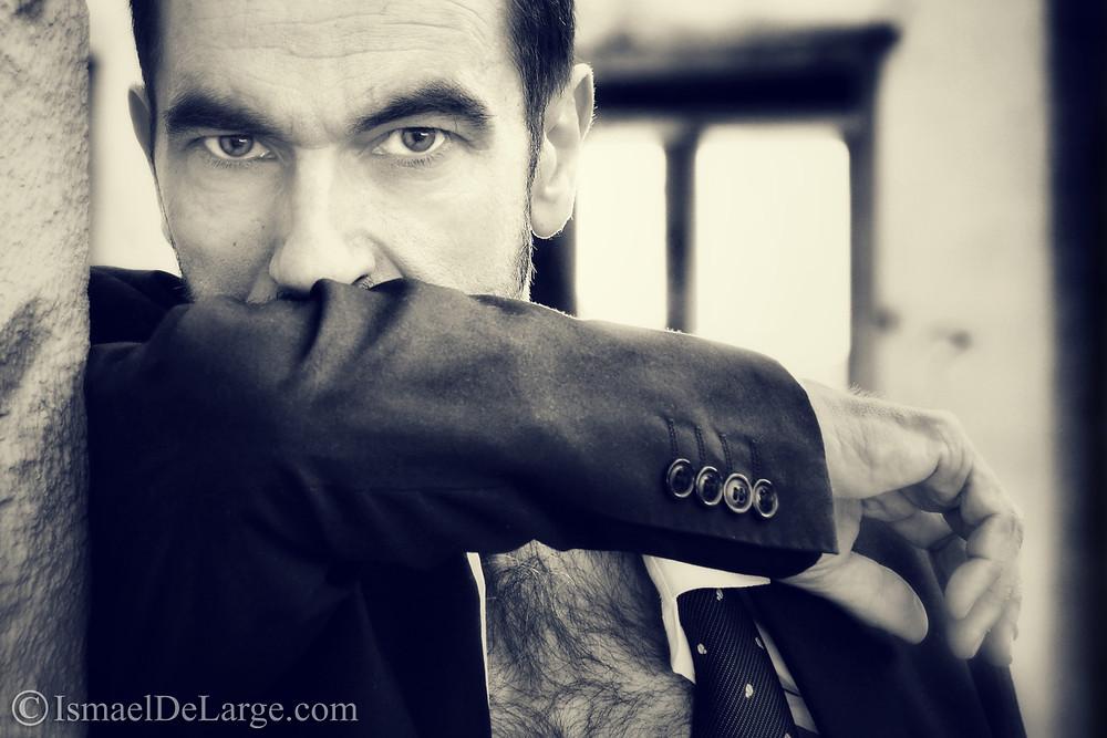 Es evidente que el genial DeLarge sabe sacar lo mejor del actor Javier Peña.