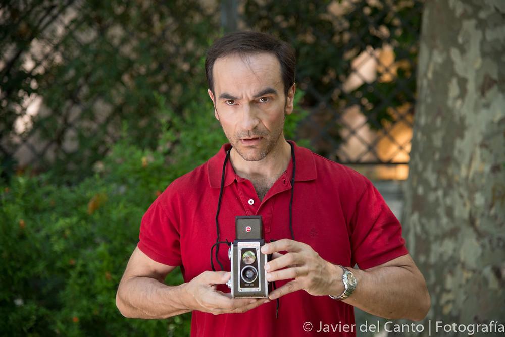 Javier Peña, como el sufrido padre que se tiene que enfrentar a una tragedia familiar.