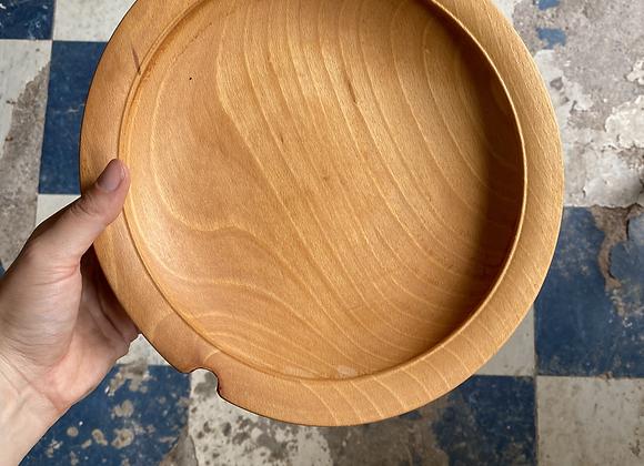 Large Beech Pasta Bowls by Jon Fellows