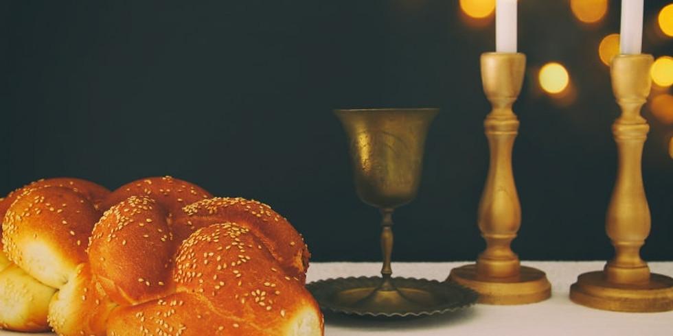 Virtual Shabbat (Fri., 12/4, 6pm)