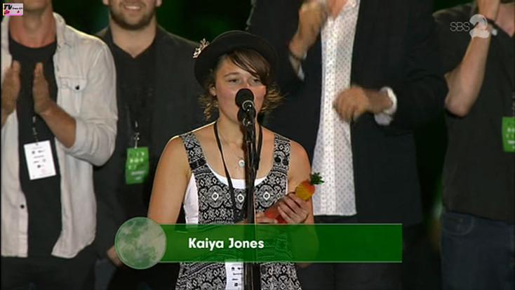 Tropfest 2013 Best Female Actor Award