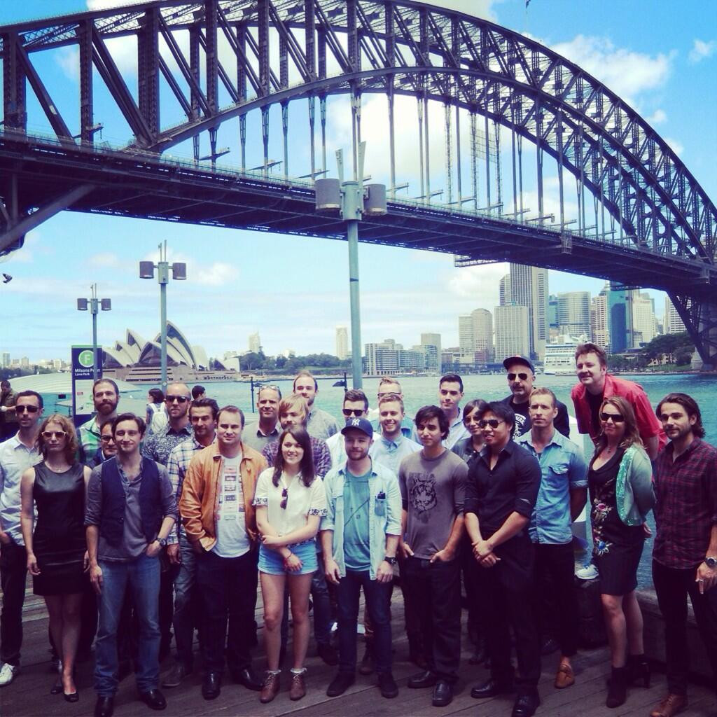 The TROPFEST 2016 Filmmakers