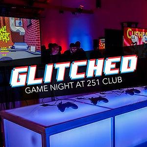 Glitched Promo - 1000x1000 - 251 Club Ga