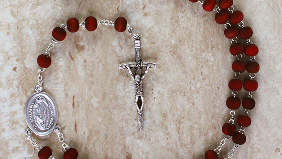 Rosario Aroma Virgen de Guadalupe