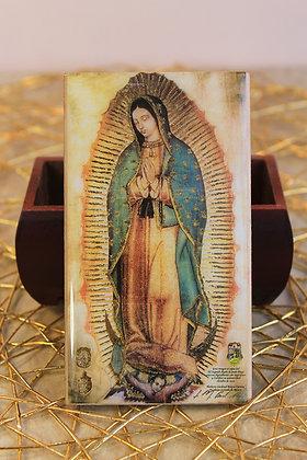 Caja Alhajero Vírgen de Guadalupe A