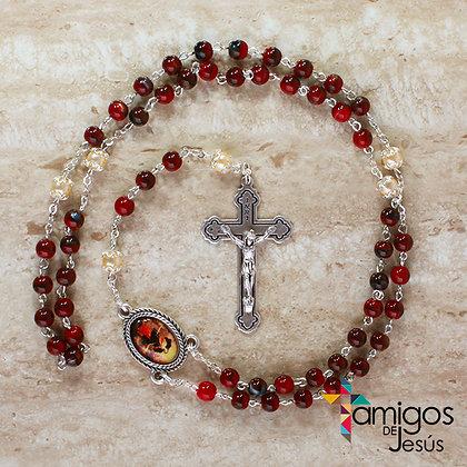 Rosario Virgen Desatanudos