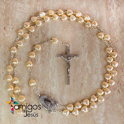 Rosario Corazón Virgen de Lourdes